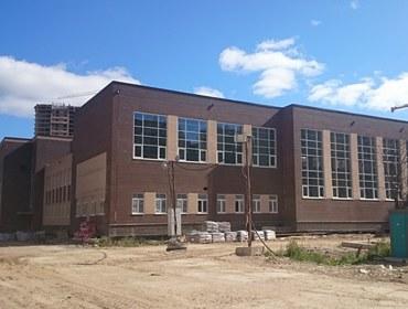 Общеобразовательная школа на 1 224 мест