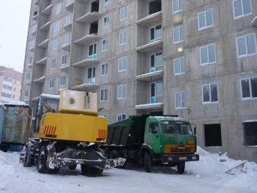 Строительство жилого 17-ти этажного квартала