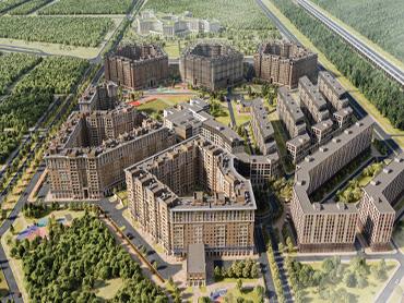 В РАБОТЕ :: Многоэтажный жилой дом